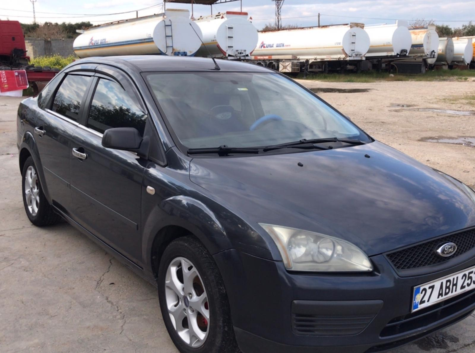 2007 model ford focus